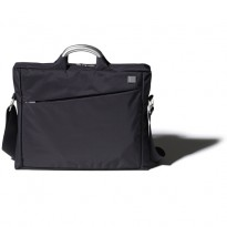 Airline Document Bag+Laptop Black