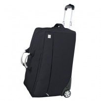 Cabin Bag On Wheels Black